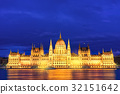 Hungarian Parliament in Budapest 32151642
