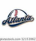 ATLANTA BASEBALL 32153062