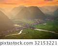 Bac Son valley, Lang Son, Vietnam 32153221