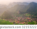 Bac Son valley, Lang Son, Vietnam 32153222