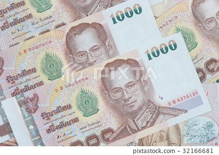 Thai money background 32166681