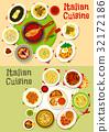 italian, cuisine, vector 32172186