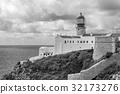 Lighthouse at Saint Vincent Cape (portugal) 32173276