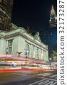 Grand Central Terminal facade from Park Avenue 32173287
