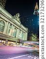 Grand Central Terminal facade from Park Avenue 32173296