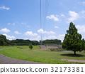 Omiya second park on summer's day 32173381
