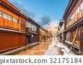 Nishi Chaya District in Kanazawa Japan 32175184