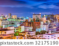 Naha, Okinawa, Japan Skyline 32175190