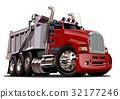 矢量 矢量图 卡车 32177246