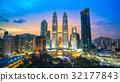 Kuala Lumpur Cityscape Landmark Of Malaysia (HDR) 32177843