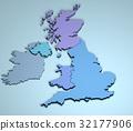 UK 3D 32177906