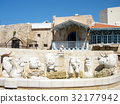Jaffa Fountain with sculptures of zodiac signs2011 32177942