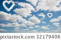 love, sky, cloud 32179406