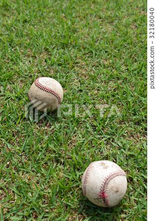 고교 야구 경식 연습 구 및 천연 잔디 32180040