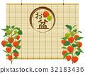 พื้นหลังของเทศกาลโซบะและ Honobuki Obon 32183436