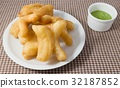 Doughstick, Deep, Fried 32187852