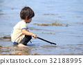 เด็กอ่อน,ธรรมชาติ,มหาสมุทร 32188995