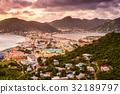 Philipsburg, Sint Maarten Town 32189797