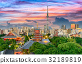 Tokyo Japan Cityscape 32189819