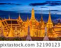 Bangkok Thailand Skyline 32190123