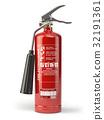 红色 红 灭火器 32191361