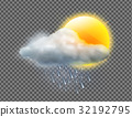 Weather icon 32192795