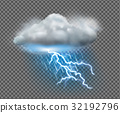 Weather icon 32192796