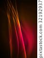 Vector polar lights concept background 32192937