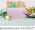 card tulip rose 32193227