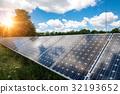 Solar panels, photovoltaic 32193652