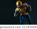 American football offensive player, NFL 32195608