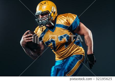 American football offensive player, NFL 32195625