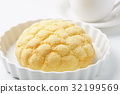 ขนมปังเมลอน,ขนมปัง,ของว่าง 32199569