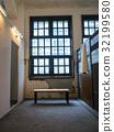 Window & chair 32199580