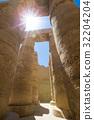 Africa, Egypt, Luxor, Karnak temple 32204204