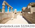 Africa, Egypt, Luxor, Karnak temple 32204209