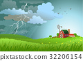 Rain is coming 32206154