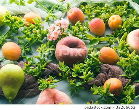 Fresh summer fruit concept still life 32206652