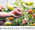 Fresh summer fruit concept still life 32206656