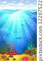 海 珊瑚 水 32207522