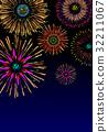 Fireworks background 32211067