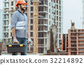 Male work building construction engineering 32214892