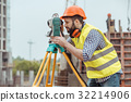 Male work building construction engineering 32214906