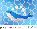 鲸鱼 动物 哺乳动物 32216242