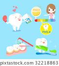 brush cartoon character 32218863