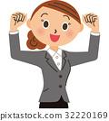 女企業家 女性白領 女商人 32220169