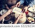birthday cake card 32229234