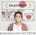 Enjoyment Holiday Vacation Chill Concept 32229536
