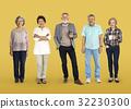 diverse, isolated, senior 32230300