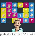 Dinosaur Toy Bricks Rugby Secret Question Matching 32230543